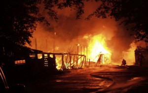arson criminal defense