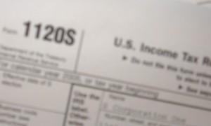 1120 S IRS TAX FORM